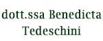 Dott.ssa Benedicta Tedeschini